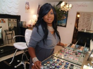 Connecticut Celebrity Makeup Artist Brandy Gomez Duplessis Works In New York And Part Time Orleans The L Oreal Paris Pro Has Worked