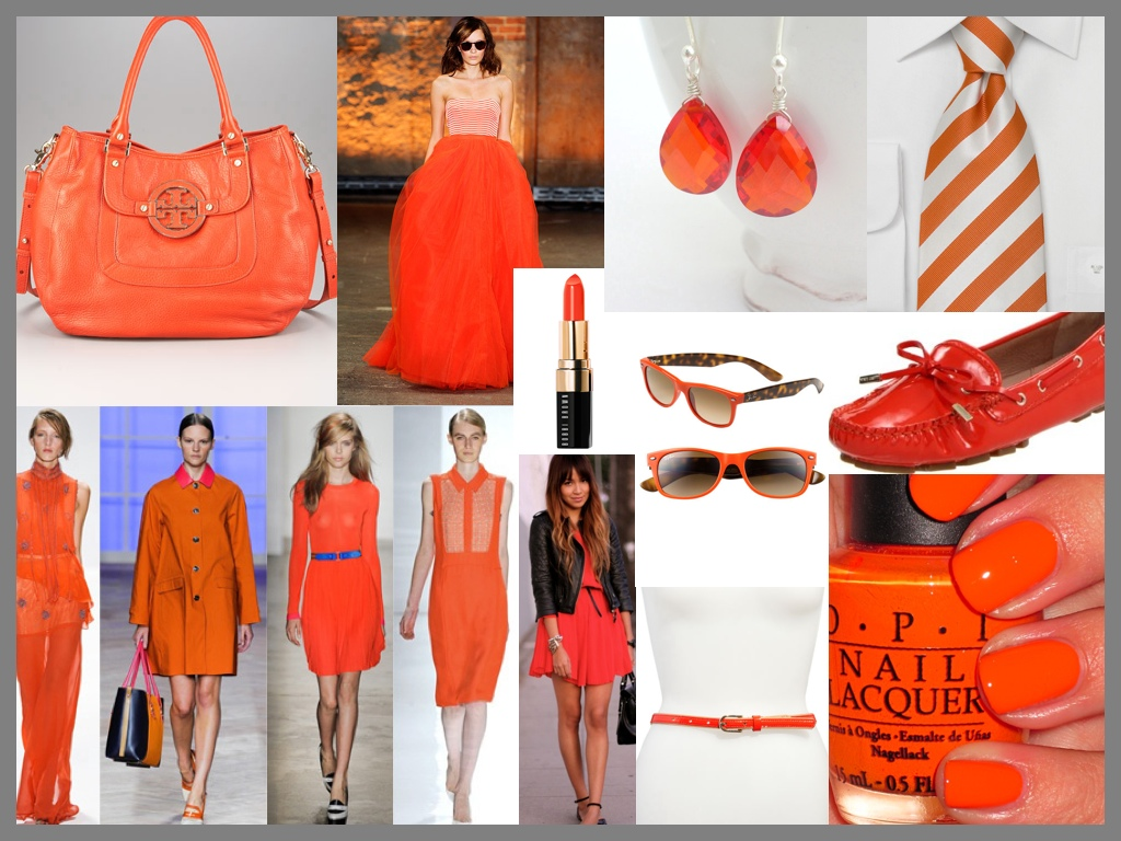 Tangerine Lifestyle, Spring fashion